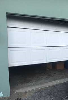 Garage Door Off Track Service Eastchester